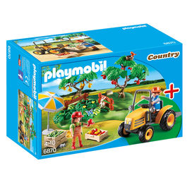 Playmobil Country Harvest orchard