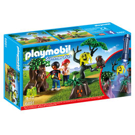 Caminata Nocturna Playmobil Summer Fun