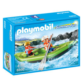 Niños en Balsa Playmobil Summer Fun