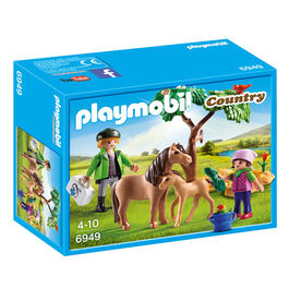 Playmobil Country Veterinary with ponies