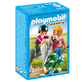Playmobil Country Ride with pony