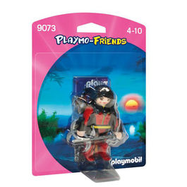 Guerrera Playmobil Playmo Friends