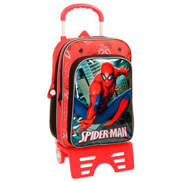 Trolley Spiderman Marvel 40cm extraible
