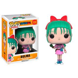 Figura Vinyl POP! Dragon Ball Z Bulma