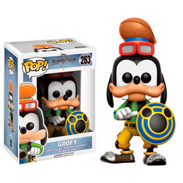Figura Vinyl POP! Kingdom Hearts Goofy