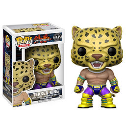 Figura Vinyl POP! Tekken King