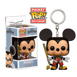 Llavero Pocket POP! Kingdom Hearts Mickey