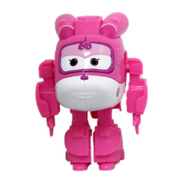 Super Wings Dizzy robot figure 7cm