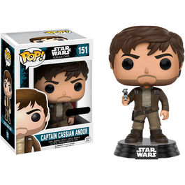 Figura POP! Star Wars Rogue One Captain Cassian Andor