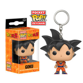 Llavero Pocket POP! Dragonball Z Goku