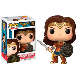 Figura Vinyl POP! Wonder Woman movie Wonder Woman