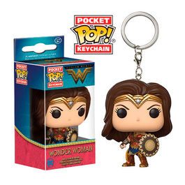 Llavero Pocket POP! Wonder Woman movie Wonder Woman