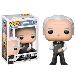 Figura Vinyl POP! Westworld Dr. Robert Ford