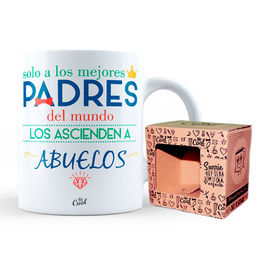 Taza Mejores Padres