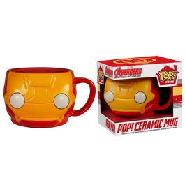 Taza POP! Home Marvel Iron Man