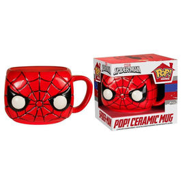 Taza POP! Home Marvel Spiderman