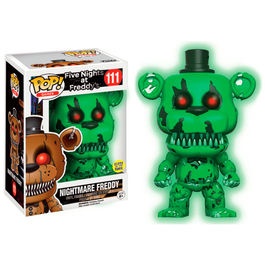 Figura Vinyl POP! Five Nights At Freddy's Nightmare Freddy