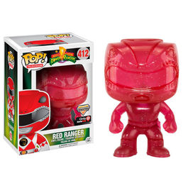 Figura Vinyl POP! Power Rangers Red Ranger Morphing