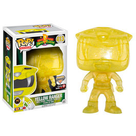 Figura Vinyl POP! Power Rangers Yellow Ranger Morphing