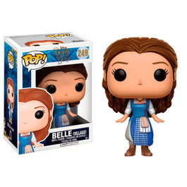 Figura Vinyl POP! Beauty & the Beast Belle village
