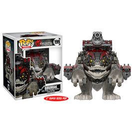 Figura Vinyl POP! Gears of War Brumak 15cm