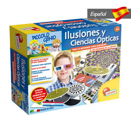 Spanish Illusions and Optical Sciences game