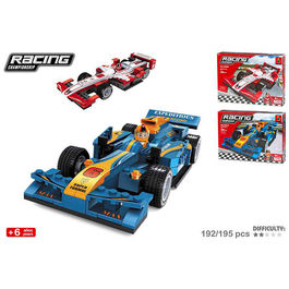 Assorted F1 Racing car game building