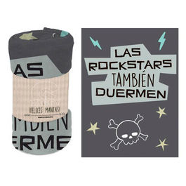 Coraline fleece blanket Baggy Rockstars