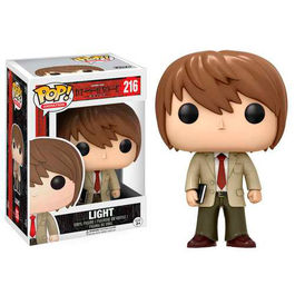Figura Vinyl POP! Animation Death Note Light