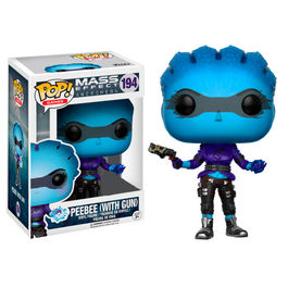 Figura POP Mass Effect Andromeda Peebee with Gun Exclusive