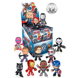 Figura Mystery Minis Marvel Civil War surtido