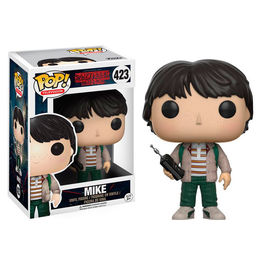 Figura Vinyl POP! Stranger Things Mike with Walkie Talkie