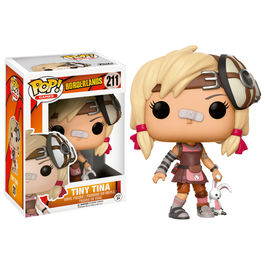 Figura POP! Vinyl Borderlands Tiny Tina