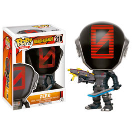 Figura POP! Vinyl Borderlands Zero