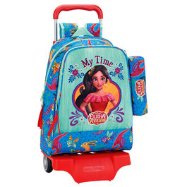 Trolley + portatodo Elena de Avalor Disney 42cm carro 905