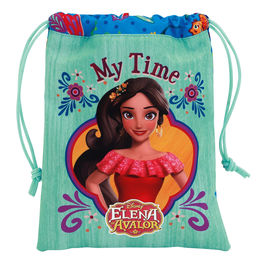 Saco Elena de Avalor Disney 25cm