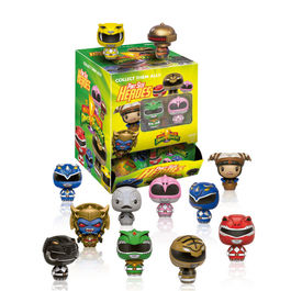 Figura Pint Size Power Rangers