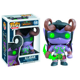 POP figure World of Warcraft Illidan