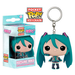 Llavero Pocket POP! Vocaloid Hatsune Miku