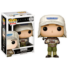 Figura POP Alien Covenant David