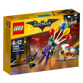 Globos de fuga de The Joker Lego Batman