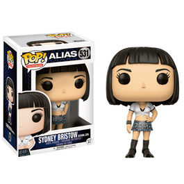 Figura POP! Vinyl Alias Sydney Black Hair