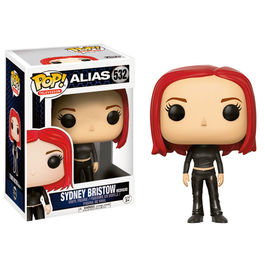 Figura POP! Vinyl Alias Sydney Red Hair