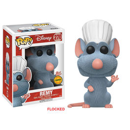 Figura POP Ratatouille Remy flocked chase