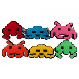 Peluche Space Invaders 30cm surtido