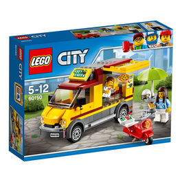Camion de pizza Lego City