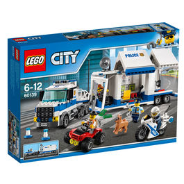 Centro de control movil Lego City