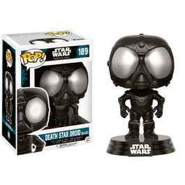 Figura POP Star Wars Rogue One Death Star Droid