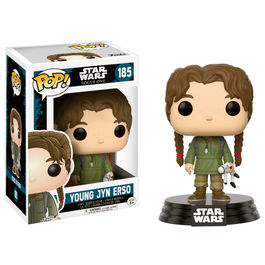 Figura POP Star Wars Rogue One Young Jyn