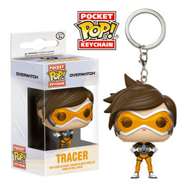 Llavero Pocket POP! Overwatch Tracer